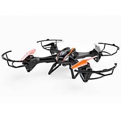 billige Fjernstyrte quadcoptere og multirotorer-RC Drone UDI R / C U818s 6CH 6 Akse 2.4G Med HD-kamera Fjernstyrt quadkopter Feilsikker / Flyvning Med 360 Graders Flipp / Tilgang Real-Tid Videooptakelse