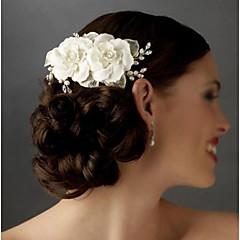 pente de cabelo com cristais de cristal pente de cabelo cabeça estilo elegante