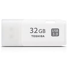 tanie Pamięć flash USB-Toshiba 32 GB Pamięć flash USB dysk USB USB 3.0 Plastikowy Niewielki rozmiar