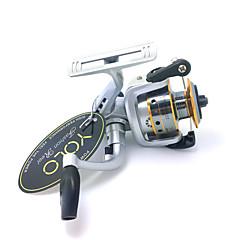 זול גלילי דיג-גלילי דיג סלילי טווייה 4.8:1 יחס ציוד+3 מיסבים כדוריים אוריינטציה יד ניתן להחלפה הטלת פיתיון דיג קרח Spinning דייג במים מתוקים אחר דיג