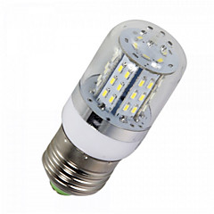 YWXLIGHT® 1 개 5 W 450 lm E14 / E26 / E27 LED 콘 조명 T 48 LED 비즈 SMD 3014 밝기조절가능 / 장식 따뜻한 화이트 / 차가운 화이트 12 V / 1개 / RoHS 규제