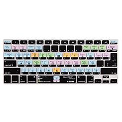 XSKN os x Verknüpfung Overlay Silikon-Tastatur-Abdeckung für MacBook Pro-Luft Netzhaut 13 '' 15 '' 17 '' EU-US-Version