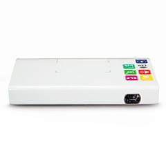 HTP 200T DLP ミニプロジェクター FWVGA (854x480)ProjectorsLED 300