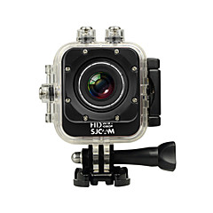cheap Sports Action Cameras-SJCAM®  M10 WIFI Sports Action Camera 8MP / 3MP / 12MP 4000 x 3000 / 1920 x 1080 WiFi / Waterproof 4x 1.5 CMOS 32 GB H.264Single Shot /
