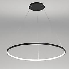 billiga Dekorativ belysning-Ecolight™ Cirkelrunda Hängande lampor Glödande Målad Finishes Metall Akryl LED 110-120V / 220-240V Varmt vit / Vit LED-ljuskälla ingår / Integrerad LED