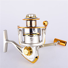 cheap Fishing Reels-Spinning Reels 5.2:1 Gear Ratio+11 Ball Bearings Exchangable Sea Fishing Spinning Freshwater Fishing Other General Fishing - FC5000