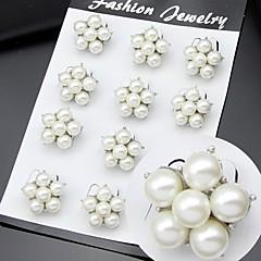 μίνι μέγεθος μαργαριτάρι καρφίτσα γυναικών για διακόσμηση γαμήλιο γλέντι κασκόλ, κοσμήματα