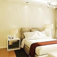 billige Tapet-Geometrisk Hjem Dekor Moderne Tapetsering, Ikke vævet papir Materiale selvklebende nødvendig Tapet