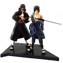 halpa -Naruto Sasuke Uchiha PVC Anime Toimintahahmot Malli lelut Doll Toy