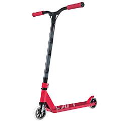billiga Skotrar, skateboards och rullskridskor-DK-3 Stuntsparkcykel / Professionell skoter / Freestyle-skoter T4 / T6-värmebehandling Professionell Gul / Svart / Grön / Svart / Blå / Svart 6061 Aluminiumlegering