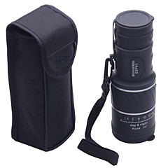 cheap Binoculars, Monoculars & Telescopes-16X40 Monocular High Definition Military Spotting Scope Tactical Generic Carrying Case Bird watching Military General use Hunting BAK4