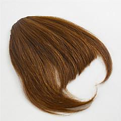 זול קוקו-שחור חום בינוני פוני עַיִט 0.25kg שיער אנושי חתיכת שיער הַאֲרָכַת שֵׂעָר