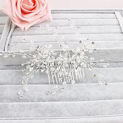 נשים קריסטל כיסוי ראש-חתונה אירוע מיוחד קז'ואל משרד וקריירה חוץ מסרקי שיער חלק 1