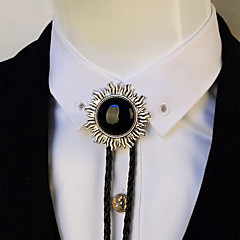 Men's Party/Evening Men Vintage Bolo Necktie Party Casual Necktie