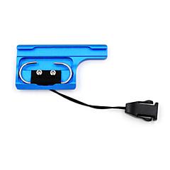 tanie Kamery sportowe i akcesoria GoPro-Przyciąć Wodoszczelna obudowa Anti-shock Wodoodporne Ochrona przeciwkurzowa Dla Action Camera Gopro 4 Black Gopro 4 Gopro 3+ Nurkowanie