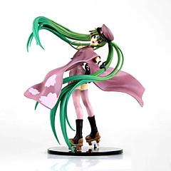애니메이션 액션 피규어 에서 영감을 받다 보컬로이드 Nigaito CM 모델 완구 인형 장난감