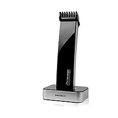 billige Barbering og hårfjerning-pritech merkevare elektrisk hårklippert profesjonelt titanium hår trimmer for barn og familie