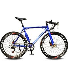 כביש אופניים רכיבת אופניים 14 מהיר 700CC/26 אינץ' SHIMANO TX30 דיסק בלימה כפול רגיל קונכי רגיל פלדה סגסוגת אלומיניום