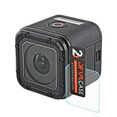 液晶保護シート レンズフィルター 防塵, のために-アクションカメラ,Gopro 4 Gopro 3 Gopro 2 Gopro 3+ Gopro 1 Sport DV Gopro 3/2/1 その他 ユニバーサル オート スノーモービル ラジオコントロール