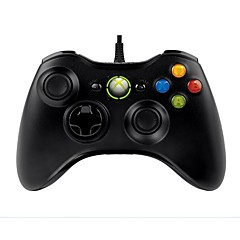 コントローラ のために Xbox 360 PC ゲームハンドル