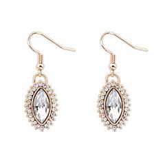 levne Náušnice-Dámské Pro páry Unisex Šperky Akrylát Slitina Kapka Šperky Kostýmní šperky