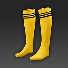 お買い得  サッカー・シューズ-厚い吸収性、通気性のスリップ子供ニーソックスサッカーソックススポーツ