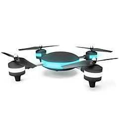 billiga Drönare och radiostyrda enheter-RC Drönare U-FLY 4 Kanaler 6 Axel 2.4G Med HD-kamera Radiostyrd quadcopter Retur Med Enkel Knapptryckning / Auto-Takeoff / Huvudlös-läge