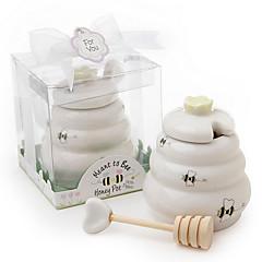 cheap Bridesmaid Gifts-Wedding Anniversary Tea Party Baby Shower Birthday Party Ceramic Kitchen Tools Tea Party Favors Beach Theme Garden Theme Asian Theme