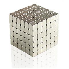 Jouets Aimantés Blocs de Construction Boules Magnétiques 648 Pièces 4mm Jouets Aimant Carré Cadeau