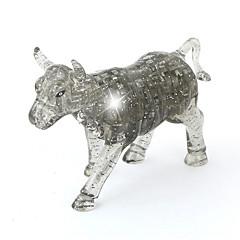Bausteine Holzpuzzle Kristallpuzzle Spielzeuge Neuheit 47 Stücke