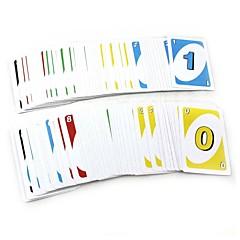 uno placa de número jogo de tabuleiro de brinquedo