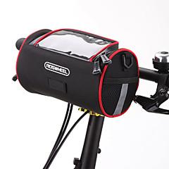 levne Brašny na kolo-ROSWHEEL Mobilní telefon Bag / Brašna na řídítka 6 inch Dotyková obrazovka Cyklistika pro Samsung Galaxy S6 / iPhone 5C / iPhone 4 / 4S
