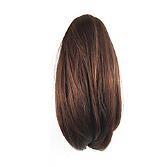 China Synthetic Curly Drawstring Ponytail Hairstyles Hair Pieces Claw Clip Fake Extension Styles