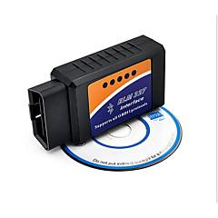 Χαμηλού Κόστους OBD-Bluetooth Το Bluetooth OBD2 ELM327 v2.1 ανιχνευτή οχημάτων, καυσίμων οχημάτων μετρητή κατανάλωσης
