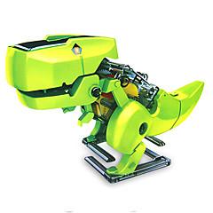 baratos -4 in 1 Robô / Brinquedos a Energia Solar Dinossauro Alimentado a Energia Solar / Educação / Faça Você Mesmo ABS Crianças Para Meninas /