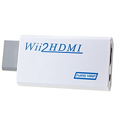 windows 7 0,06 M støtte hd 1080p wii til HDMI konverter