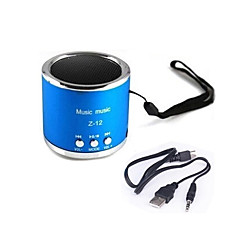 cheap Speakers-Card Speakers Portable Subwoofer Mini Stereo U Disk Mp3 App Memory Card On The Radio