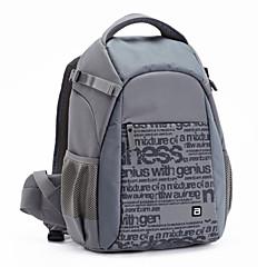 tanie Torby na laptopa-Torba-SLR-Canon / Nikon / Olympus / Sony / Samsung / Pentax / Ricoh / Fujifilm / Fujitsu / Casio / Kodak / Panasonic-Plecak-Czarny /