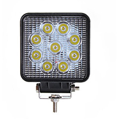 billige Kjørelys-Bil Elpærer 24 W 9 LED utvendig Lights