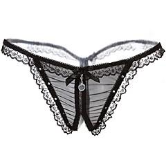 Damen,Sexy Spitze Patchwork G-Strings & Tangas G-string-Polyester Nylon Spitze