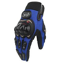 tanie Rękawiczki motocyklowe-Jazda na zewnątrz sportowe rękawice rękawice motocyklowe elektryczny samochód wyścigowy glovese