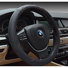 capa de couro volante automotivo ambiental odor não-tóxico e não irritante deslizamento respirável