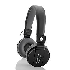 JKR JKR-202A Hodetelefoner (hodebånd)ForMedie Player/Tablet / Mobiltelefon / ComputerWithMed mikrofon / DJ / Lydstyrke Kontroll / Gaming
