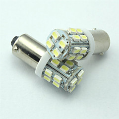 10pcs BA9S 20SMD 1206 White Color Super Bright Light Bulbs Door Lights (DC12V)