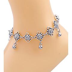 billige Kropssmykker-Dame Ankel/Armbånd Gullbelagt Legering Unikt design Sexy Bohem Stil Mote Europeisk kostyme smykker Dråpe Smykker Smykker Til Daglig
