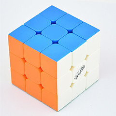 cheap -Magic Cube IQ Cube QI YI LEISHENG 120 3*3*3 Smooth Speed Cube Magic Cube Puzzle Cube Professional Level Speed Competition Classic & Timeless Kid's Adults' Toy Boys' Girls' Gift