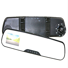 Full HD 1920 x 1080 170 graden Auto DVR 4,3 inch Dash Cam
