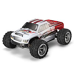 preiswerte RC Cars-RC Auto WL Toys A979-B 2.4G 4WD High-Speed Treibwagen Off Road Auto Buggy (stehend) 1:18 Bürster Elektromotor 70 KM / H