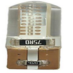 billige Bil Dekorasjonslys-t10 silikon tilbake lys ledet i store lys lisens lys leselys lampe