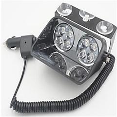 tanie Oświetlenie pomocnicze-02010 s8 8 led 24 W mocy uchwytu lampy błyskowej auto